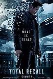 TOTAL Recall 2012 - Colin Farrell – Film Poster Plakat