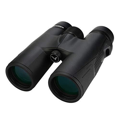 Svbony SV47 Fernglas, 10x42 Fernglas für die Vogelbeobachtung bei Erwachsenen, HD FMC Optik Bak4 Prisma Wasserdichtes nebelsicheres Fernglas für die Jagd, Wildtiere, Sternbeobachtung