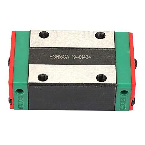 Biuzii 1PCS EGH15CAリニアガイドレールがブロックキャリッジCNCアクセサリースライディング