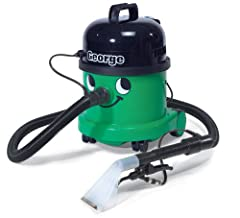 Powerful 1.3 hp vacuum motor 30 pounds per square inch pump that does not over wet fabrics Ball float ensures water never reaches the motor Designed to work extensively and for long hours and functioning to a professional standard Ideal for spotting,...