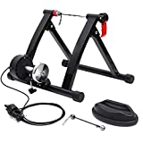 Best Bike Trainers - KingSo Bike Trainer Stand Steel Bicycle Exercise Magnetic Review
