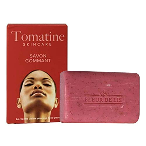 Tomatine Exfoliating Soap 7 oz / 200 g - Face and Body Soap