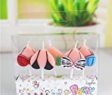Flunyina Funny Bikini Tops & Bottoms Adult Party Candles - Cute Novelty & Gag Birthday Cake Topper Decorations - 10PCS