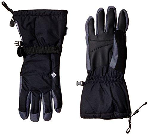 Columbia M Whirlibird Glove Gants de Ski Homme, Noir, FR (Taille Fabricant : XL)