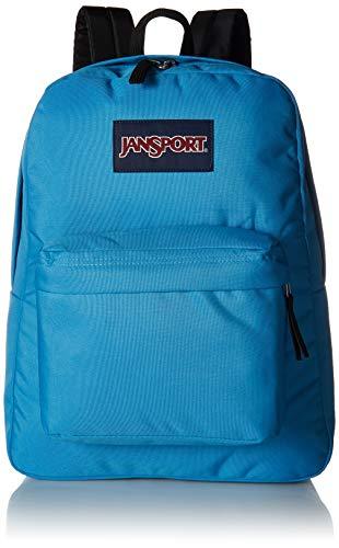 JanSport Superbreak Backpack, Coastal Blue