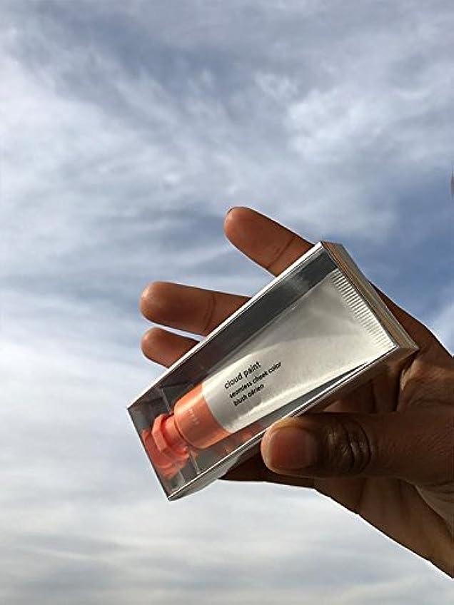 体細胞努力憲法Glossier グロッシアー Cloud Paint クラウドペイント クリームチーク 4色選べる (Beam)