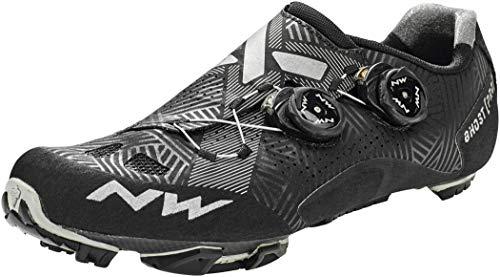 Northwave Ghost Pro Shoes Men Black Shoe Size EU 47 2020 Bike Shoes