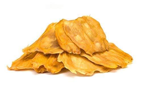 Giaca Jackfruit BIO 1 kg biologico crudo essicato al sole senza zucchero aggiunto 1000g