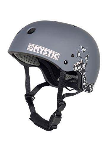Mystic Watersports - Surf Kitesurf & Windsurfing Mk8 X Helm Grau -...