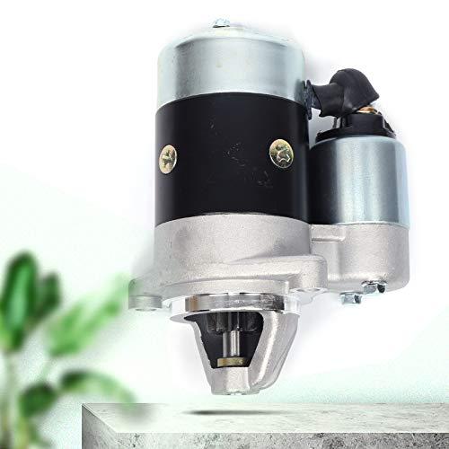 Kraftstoffpumpe Benzinpumpe Elektrisch,Hochleistungs Benzinpumpe,12V 1.0KW Generator motor 1KW Für Luftgekühlter Dieselmotor 178F 186F 188F,8-Zahn-Getriebemotor sorgt