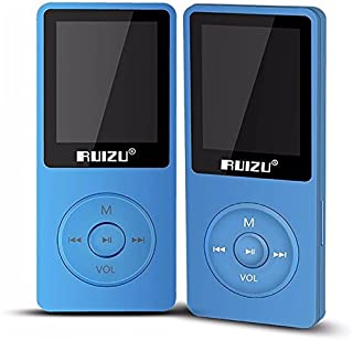 "Original MP3 Player ruizu x02 8G with 1.8"" TFT Screen RuiZu X02 HiFi Reproductor Sport Music Mp3 Player FM Recorder Suppor..."