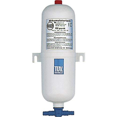 Fawo Druckausgleichsgefäß Boiler Druckwassersystem Wasserpumpe Camping Wohnwagen Ausgleich Wasser