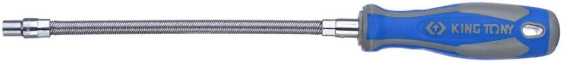 Chave Canhao com Haste Flexível KingTony BR 6 mm
