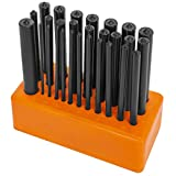 XtremepowerUS 28 Piece Transfer Punch Set 3/32' to 1/2'