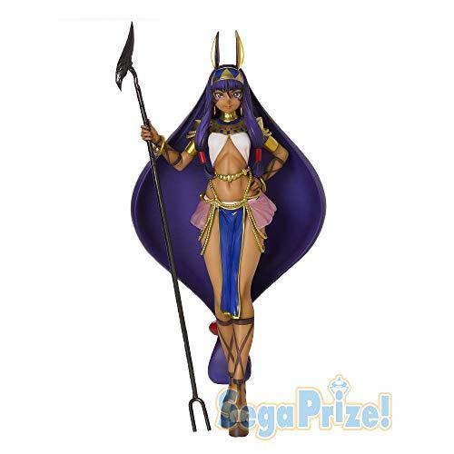 SEGA Fate/Grand Order: Caster Nitocris SPM Super Premium Figura