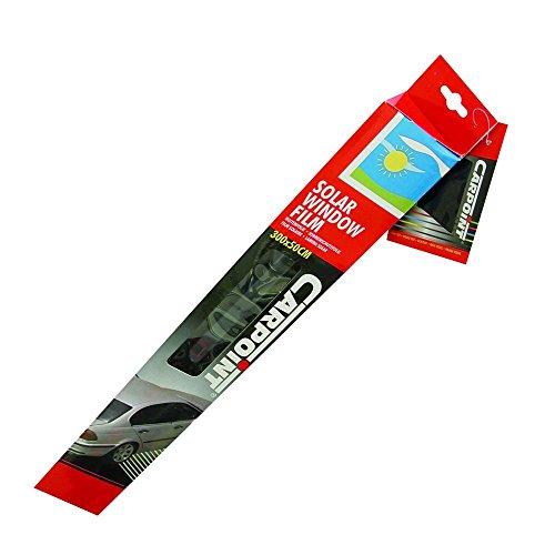 Carpoint 2661003 Film Solaire Noir 5% Abg 300 X 50Cm
