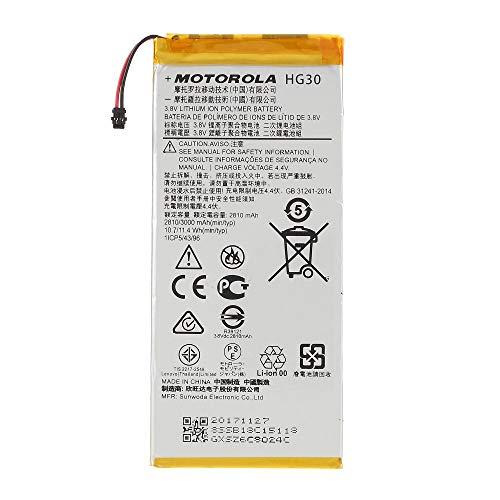 Batteria interna HG30 3000 mAh compatibile con Motorola Moto G6 / G5S Plus / G5S