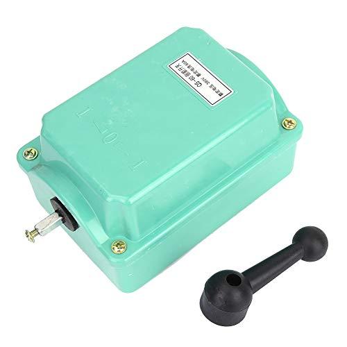 Interruptor de Marcha atrás hacia adelante, Interruptor de Tambor de Marcha atrás de QS-60 380V 60A para el hogar Industrial
