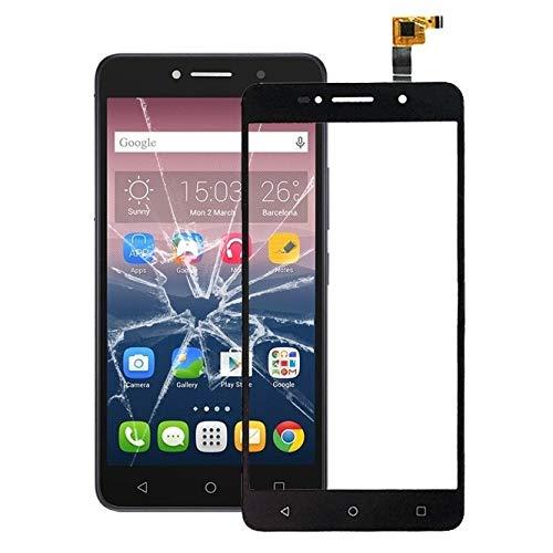 PENGCHUAN Partes de reparación de teléfonos móviles For Alcatel One Touch Pixi 4 6 3G / 8050 Asamblea digitalizador de Pantalla táctil (Color : Black)