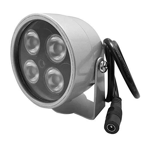 JC 4LED telecamera di sorveglianza a infrarossi per visione notturna a raggi infrarossi luce illuminazione lampada 20m per CCTV e IP Camera