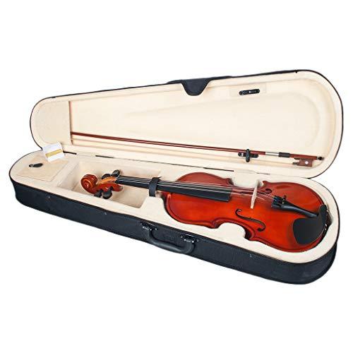 1/8 Violín Guitarra Clásica de Madera Juguete de Niños para Performance de Escenario