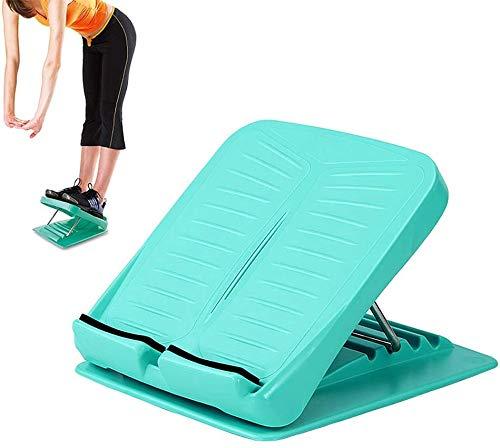 JADE KIT Slant Board, Regolabile Stretching Balance Board Pedale Fitness per Costole, Tallone, Muscoli Posteriori della Coscia, Achille, Gamba Polpacci Esercizi per Muscoli