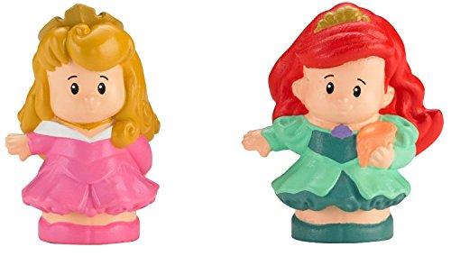 Fisher-Price Little People Disney Princess, Ariel & Auroras