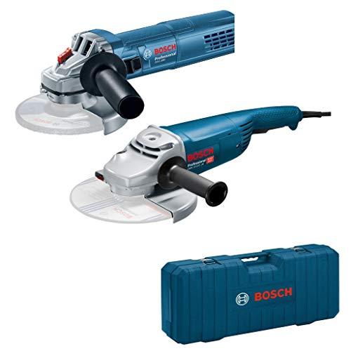 Bosch Professional Winkelschleifer 22-230 JH mit GWS 880 in Koffer-0615990K2J