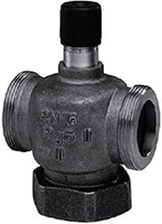 Válvula de 2 vías con válvula roscada DN 25 Cuerpo Bronce Ref. BPZ: VVG44.25-10
