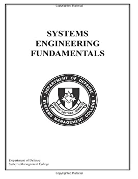 Paperback Systems Engineering Fundamentals Book