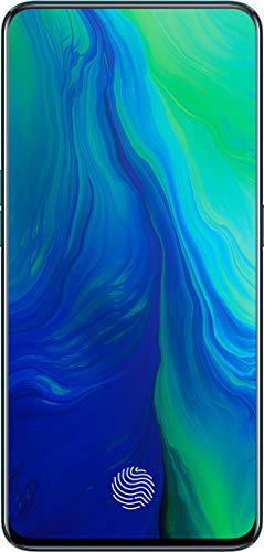 OPPO Reno Smartphone, Pantalla 6.4' AMOLED, 4G Dual Sim, 6GB/ 256GB, Qualcomm Snapdragon 710, Cámara Trasera 48 Mpx + 5Mpx, Batería 3.765 mAh, Android 9, Verde (Ocean Green)