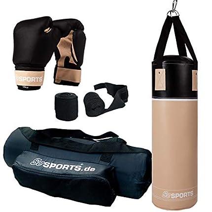 ScSPORTS DG03 - Juego de Accesorios para Boxeo para Adultos