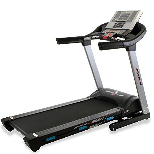 BH Fitness F4 Dual G6426N Tapis Roulant Elettrico Pieghevole per Uso intensivo. 20Km/h. 140x51 cm