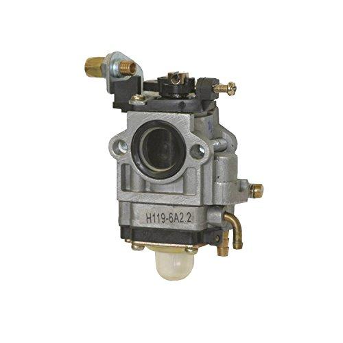 tecnogarden Carburador desbrozadora 43 y 52 cc con tornillo para carburación 1E40F-5A.8C KASEI - 702043