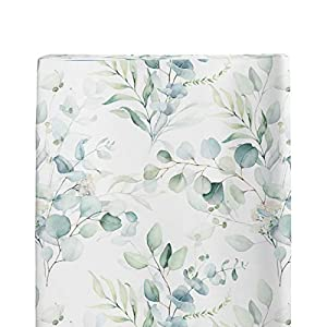 Changing Pad Cover Boy Girl – Baby Changing Table Covers for Girls – Farmhouse Nursery Decor by JLIKA