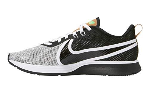 Nike Herren Zoom Strike 2 Se Leichtathletikschuhe, Mehrfarbig (White/Black/Gum Light Brown 000), 40.5 EU