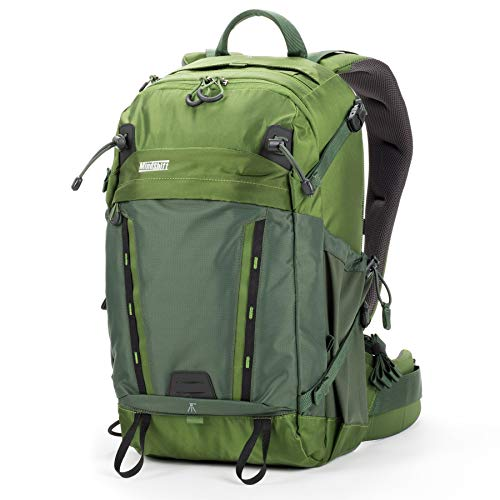 MindShift Gear Backlight 18L Outdoor Adventure Camera Daypack Backpack (Woodlawn Green)