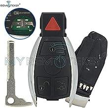 Remtekey YZDC11 IYZDC07 IYDC10 Smart key 3B+ panic 315Mhz 434Mhz BGA for Mercedes benz E350 C350 ML350 SLK350 GLK350 2009-2011