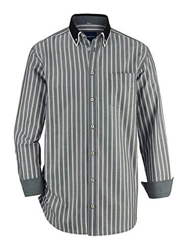 BABISTA Hemd mit Doppelkragen Schwarz