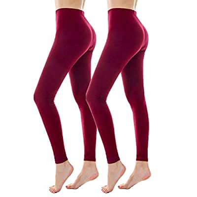 Women Thermal Bottoms Soft Underwear Stretch Long John Pants from