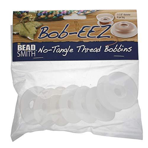No Tangle Thread Bobbins 1-7/8' 8/Pkg-