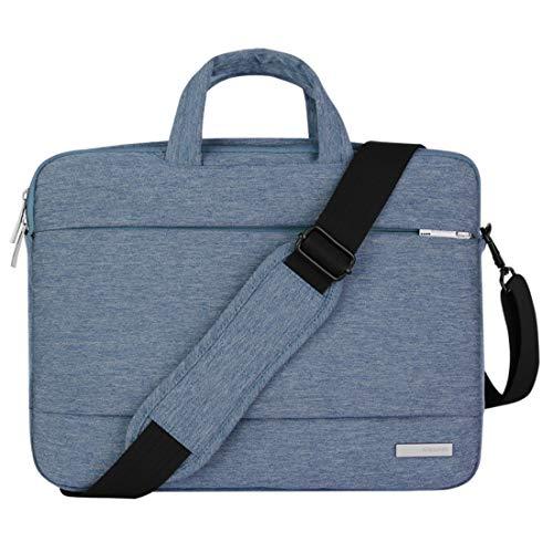 DLMPT Laptop Case Messenger Schoudertas voor Mannen Vrouwen Compatibel 13-15.6 Inch Acer Aspire, Predator, ASUS, HP,Acer,Lenovo,Dell