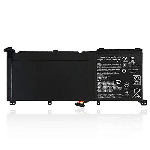 ASKC 15.2V 60Wh C41N1416 Baterías para Asus ZenBook Pro G501 G501VW G501VJ G501JW G601J N501J N501JW N501L UX501JW UX501VW UX501LW Series Laptop