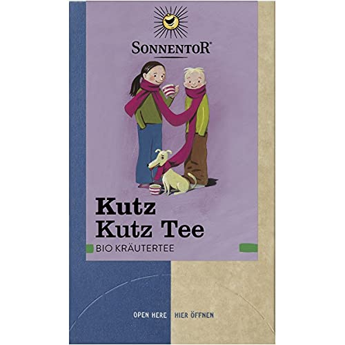 Sonnentor Kutz-Kutz-Tee im Beutel (27 g) - Bio