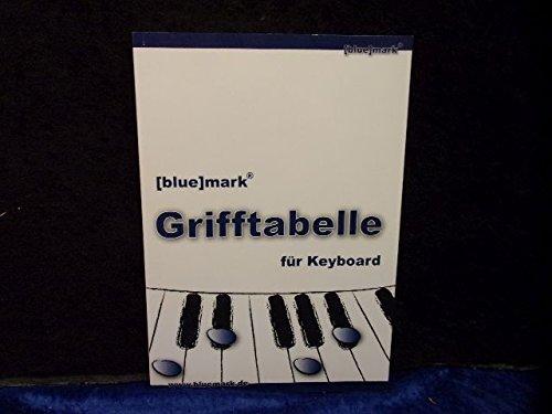 Grifftabelle für Keyboard