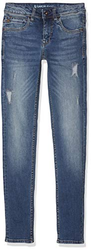 Garcia Kids Jungen Xandro Jeans, Blau (Medium Used 6751), (Herstellergröße: 128)