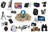 LTAYZ Caja misteriosa Cajas de Misterios, Cajones de sorpresa (contiene 2 productos), Mysters Boxs Electronics aleatory, Luckys Cajas Contiene cientos de productos y regalos inesperados, existe la pos