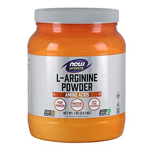 NOW Sports Nutrition, L-Arginine Po…