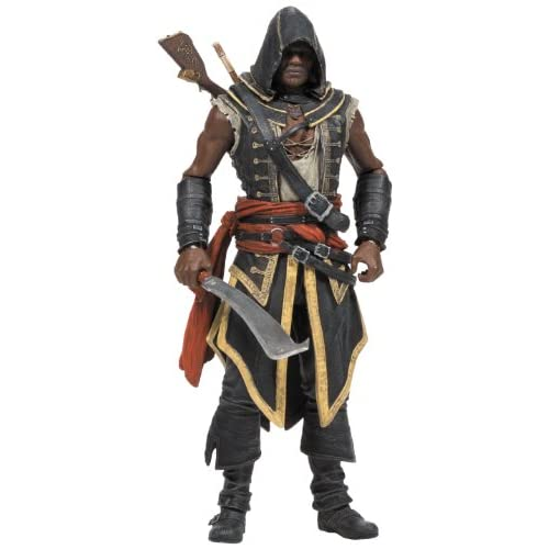 Assassin's Creed Series 2 - ASSASSIN ADEWALE