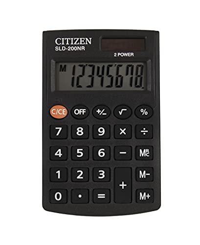 Citizen SLD-200NR Calcolatrice Tascabile